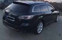 Ветровики Mazda 6 Wagon 2007-2012