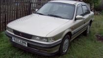 VL,Cobra Tuning Ветровики Mitsubishi Galant sedan 1988-1992