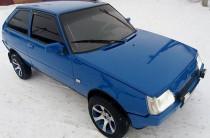 Ветровики ЗАЗ Таврия 3D 1986-2007