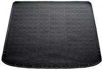 Коврики в багажное отделение для Nissan X-Trail (T31) (2010) (без органайзера) полиуретановые Норпласт