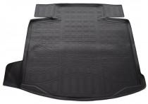 Коврики в багажное отделение для  Chevrolet Malibu 2012 полиуретановые Норпласт