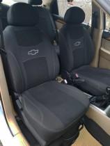 Авточехлы на сиденья Chevrolet Lanos 1997г Avto-Nik