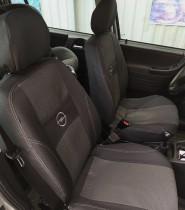 Авточехлы на сиденья Opel Astra J sedan/hatchback 2012г
