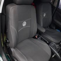 Авточехлы на сиденья Volkswagen Caddy III 1+1 2004-10г Avto-Nik