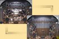 "Авто-Полигон INFINITY FX35 с 2003г. Защита моторн. отс. категории ""D"""