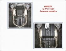 """Авто-Полигон INFINITY G37/G37S 2008г. Защита КПП категории """"*"""""""