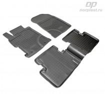 Unidec Коврики резиновые Honda Civic 2012- 4D