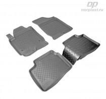 Unidec Коврики резиновые Hyundai i30 2007-2012/Kia Ceed 2006-2013