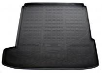Коврики в багажное отделение для Opel Astra J (P10) (SD) (2012) (с полноразмерной запаской) полиуретановые