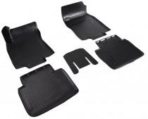 Коврики резиновые Nissan X-Trail T32 2014- 3D Unidec