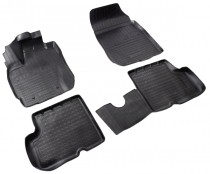 Unidec Коврики резиновые Renault Duster 2013- 3D