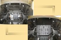 """Авто-Полигон INFINITY QX56/QX80 с 2007г. Защита моторн. отс. категории """"A"""""""