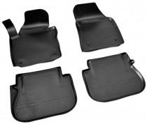 Коврики резиновые VW Caddy III/IV 2004-2015- (4 двери) Unidec