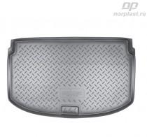 Коврик в багажник Chevrolet Aveo 2011- hatchback