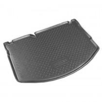Unidec Коврик в багажник Citroen С3 2009- hatchback резино-пластиковый