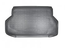 Unidec Коврик в багажник FAW V5 резино-пластиковый