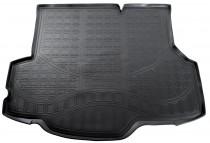 Коврик в багажник Ford Fiesta 2013- sedan
