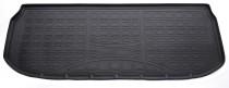 Коврик в багажник Infiniti JX (L50)/QX60 (L50) 2012- разложенный 3-й ряд Unidec