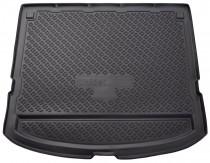 Коврик в багажник Kia Carens 2006-2012 резино-пластиковый