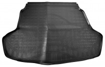 Unidec Коврик в багажник Kia Optima 2015- резино-пластиковый