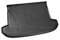 Unidec Коврик в багажник Kia Sportage 2015- резино-пластиковый