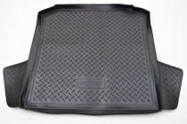 Коврик в багажник Seat Cordoba 2003-2009 резино-пластиковый
