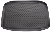 Коврик в багажник Skoda Fabia 2007-2014 hatchback