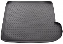 Коврик в багажник Subaru Tribeca 2007-2014 резино-пластиковый Unidec