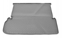 Коврик в багажник Toyota LC-150 Prado (2010) (7 мест) серый