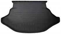 Коврик в багажник Toyota Venza 2012- резино-пластиковый Unidec