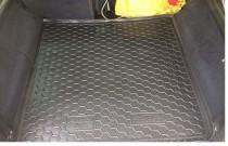 Полиуретановый коврик багажника Audi 100/A6 универсал  AvtoGumm