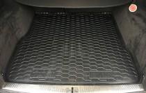 Полиуретановый коврик багажника Audi A6 (C5) Avant 1997-2004  AvtoGumm