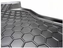 GAvto Полиуретановый коврик багажника Audi A6 (C7) седан 2014-