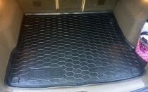 Полиуретановый коврик багажника Audi Q5 2009-