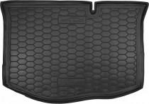Полиуретановый коврик багажника Ford Fiesta 2013-