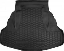Полиуретановый коврик багажника Honda Accord 2008-2013