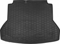 Полиуретановый коврик багажника Hyundai Elantra 2015-