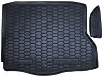 Полиуретановый коврик багажника Mercedes-Benz CLA-class C117  AvtoGumm