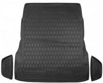 Полиуретановый коврик багажника Mercedes-Benz S-class W222 без регулировки сидений  AvtoGumm