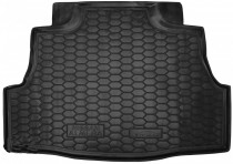 AvtoGumm Полиуретановый коврик багажника Nissan Almera Classic