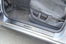 N-nikо Накладки на пороги BMW 5 SERIES E34 1988-1996