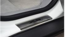 N-nikо Накладки на пороги BMW X5 E70 2006-