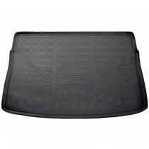Норпласт Коврики в багажное отделение для Volkswagen Golf VII (HB) (2013) полиуретановые