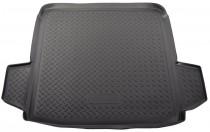 Коврики в багажное отделение для Volkswagen Passat B6 (SD) (2005-2011) полиуретановые