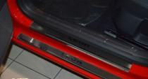 N-nikо Накладки на пороги SEAT LEON III 2013-