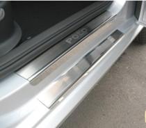 N-nikо Накладки на пороги VW Polo V 4D/5D 2009-