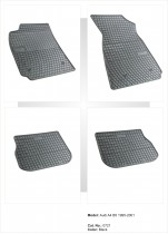 Резиновые коврики в салон AUDI A4 - B5 1994-2001 EL TORO