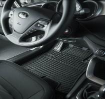 EL TORO Резиновые коврики в салон BMW 5 GT F072008-