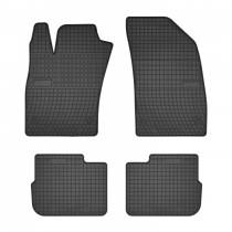 Резиновые коврики в салон Fiat Tipo 2016-