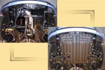 """Авто-Полигон KIA Picanto 1,1л с 2004г. Защита моторн. отс. категории """"E"""""""